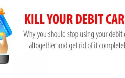 Stop using your debit card… NOW!