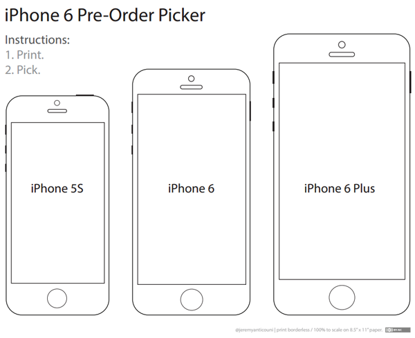 Click to download a printable PDF with actual sizes of each of the phones you can cut out